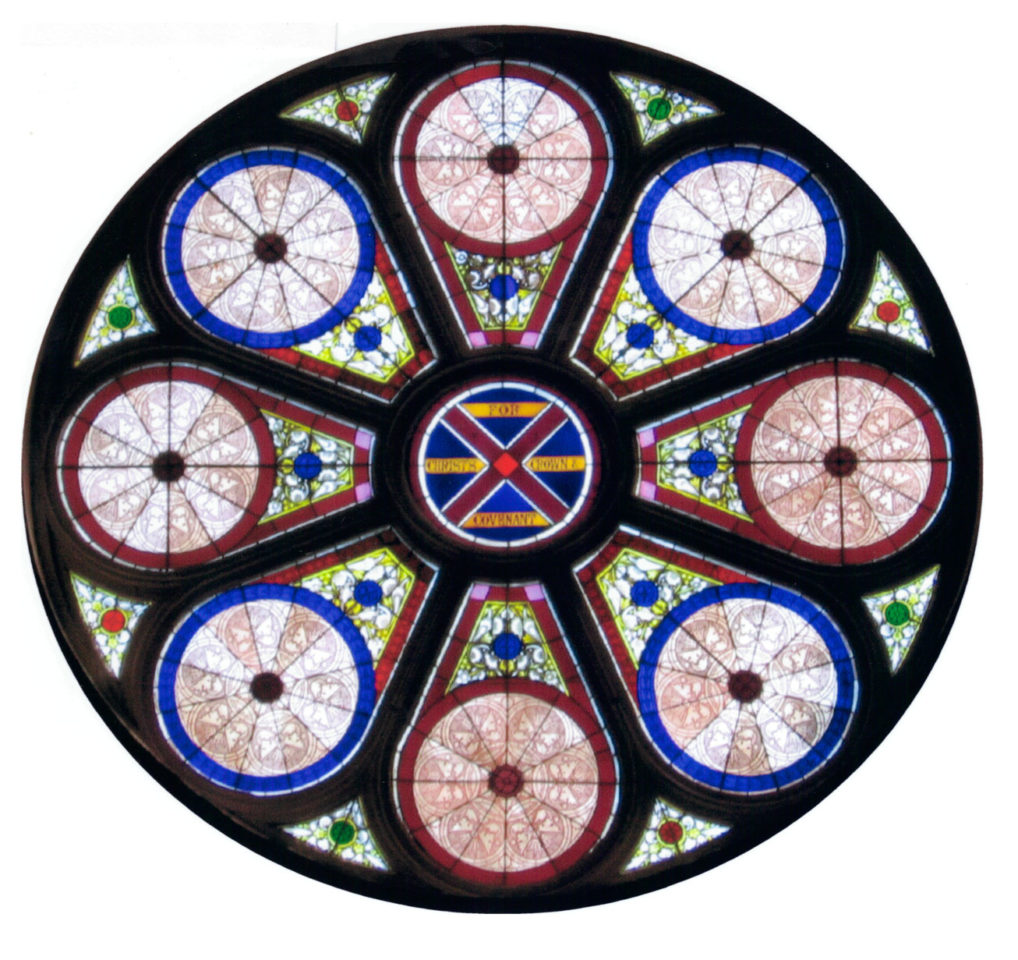 Our Rose Window